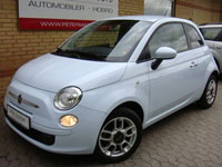 brugte Fiat 500 biler