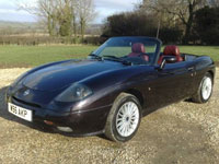 brugte Fiat Barchetta biler