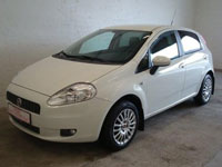 brugte Fiat Grande Punto biler