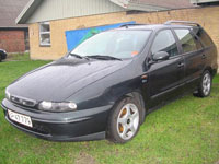 brugte Fiat Marea biler