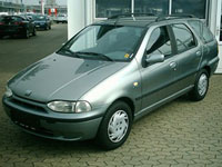brugte Fiat Palio biler