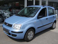 brugte Fiat Panda biler