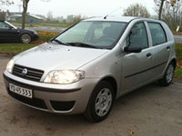 brugte Fiat Punto biler