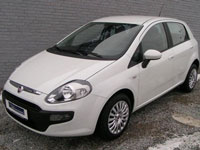 brugte Fiat Punto Evo biler