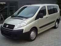 brugte Fiat Scudo biler