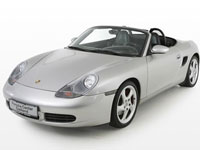 brugte Porsche Boxster-Series biler