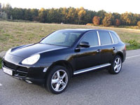 brugte Porsche Cayenne-Series biler