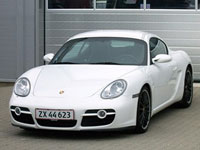 brugte Porsche Cayman-Series biler
