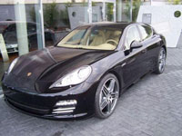brugte Porsche Panamera-Series biler